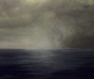 Sehnsucht, 110x130cm (Öl auf Leinwand)