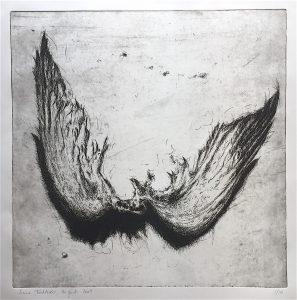 Flügelpaar (50x50cm)